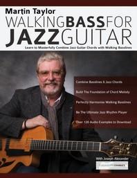 Martin Taylor Walking Basslines for Jazz Guitar