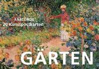 Postkartenbuch Gaerten