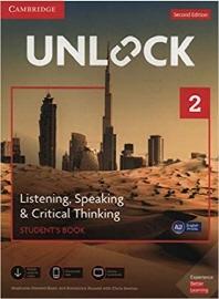 Unlock. 2 Listening, Speaking Critical Thinking Student book