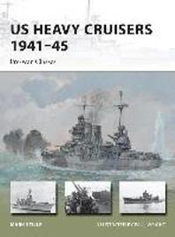 Us Heavy Cruisers 1941-45