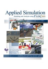 Flexsim 을 활용한 시뮬레이션 기초와 응용