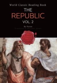 플라톤 국가, 2부 ㅣ완결ㅣ : The Republic, Vol. 2 (큰글씨 영문판)