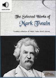 The Selected Works of Mark Twain (마크 트웨인 작품집 + 오디오)