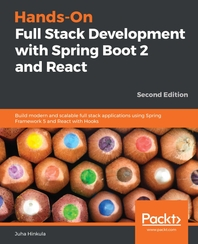 Hands-On Full Stack Development with Spring Boot 2 and React Second Edition