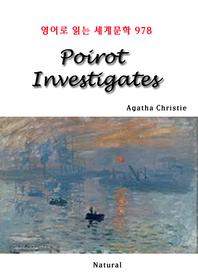 Poirot Investigates (영어로 읽는 세계문학 978)