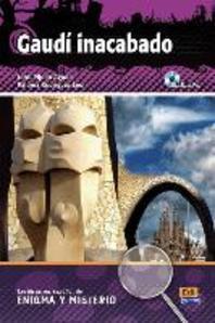 Gaudi Inacabado Book + CD