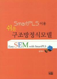 SmartPLS이용 쉬운 구조방정식모델