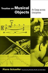 Treatise on Musical Objects, Volume 20
