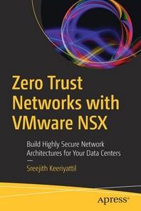 Zero Trust Networks with Vmware Nsx