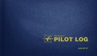 The Standard Pilot Log (Navy Blue)