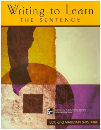 Writing to Learn: The Sentence