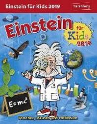 Einstein fuer Kids - Kalender 2019
