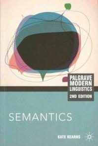 Semantics 2/E (Paperbac