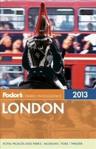 Fodor's London [With Map]