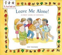 Overcoming Shyness: Leave Me Alone!