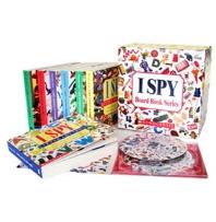 I SPY 보드북 시리즈 세트(인터넷전용상품)