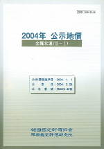 공시지가 2004 (전라북도)