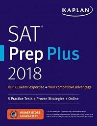 SAT Prep Plus(2018)