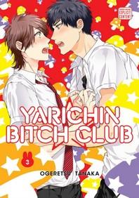 Yarichin Bitch Club, Vol. 3, 3