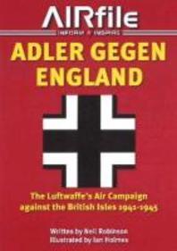 Adler Gegen England