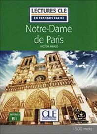 Lecture Cle En Francais Facile Notre Dame De Paris Niveau B1