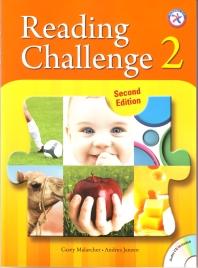 Reading Challenge 2(SB+CD)