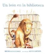 Un Leon En La Biblioteca