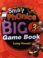 SMART PHONICS BIG GAME BOOK. 3