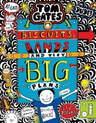 Tom Gates 14: Biscuits Bands And Very Big Plans