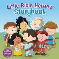 Little Bible Heroes Storybook