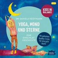 Kids in Balance. Yoga, Mond und Sterne