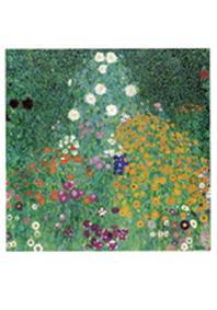 재원브로마이드. 38: 클림트/꽃이 핀 정원
