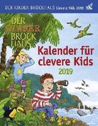 Der Kinder Brockhaus Kalender fuer clevere Kids - Kalender 2019