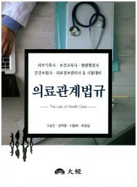 의료관계법규