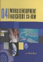 World Development Indicators 2004,(CD-ROM)