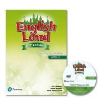 English Land (2ED) Level 3 Teacher's Book and DVD