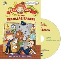 Zak Zoo and the Peculiar Parcel. 2 (with CD)