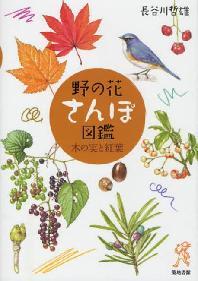 野の花さんぽ圖鑑 木の實と紅葉