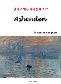Ashenden (영어로 읽는 세계문학 717)
