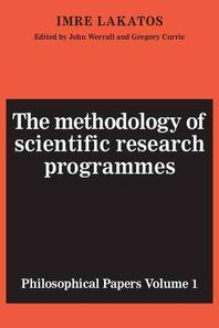 The Methodology of Scientific Research Programmes