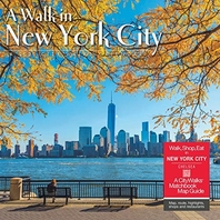 A Walk in New York City 2021 Wall Calendar