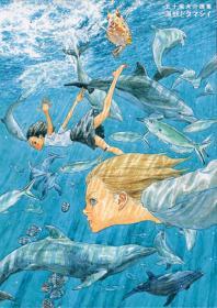 五十嵐大介畵集 海獸とタマシイ DAISUKE IGARASHI1993-2012 2卷セット
