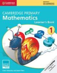 Cambridge Primary Mathematics Stage 1 Learner's Book 1