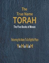 The True Name Torah