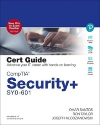 Comptia Security+ Sy0-601 Cert Guide