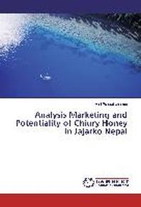 Analysis Marketing and Potentiality of Chiury Honey in Jajarko Nepal