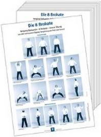 Poster - Die 8 Brokate (10 Stueck DIN A3)