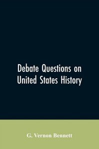 Debate Questions On United States History