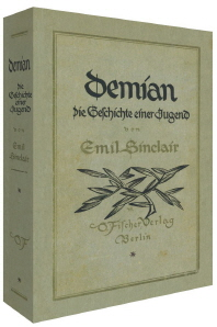 Demian(데미안)(미니미니북)(영어판)(초판본)