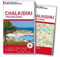 MERIAN live! Reisefuehrer Chalkidiki Thessaloniki